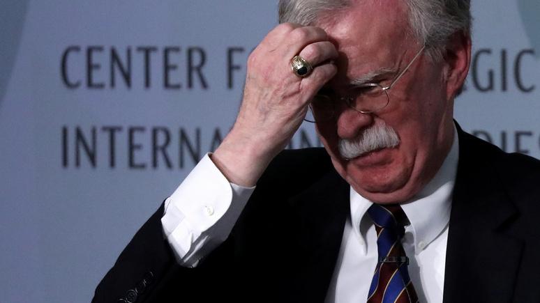 ABC: «удивлён и разочарован» — Болтон упрекнул Испанию в нежелании возглавить борьбу с Мадуро