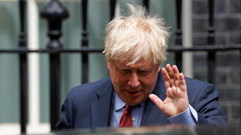 Observer потребовала от Джонсона объяснить, как Лондон собирается наказывать Москву