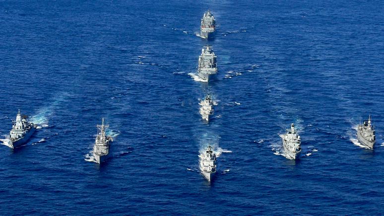 N-TV: Греция направила военные корабли в район турецких буровых работ в Средиземном море