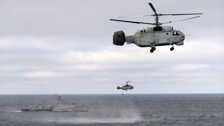 Defense Express: российскому вертолётоносцу будет нечего делать в Чёрном море