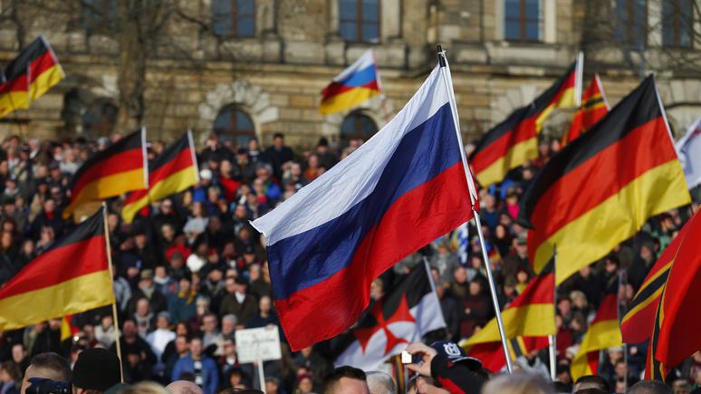 Contra Magazin: ханже-Европе пора перестать делать из России врага — у самой рыльце в пушку