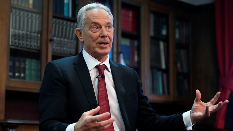 Independent: Тони Блэр призвал расследовать «вмешательство» России в голосование по брекситу