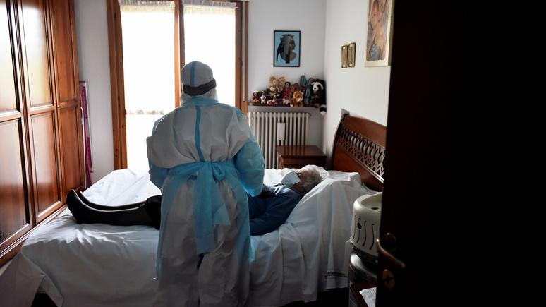Le Monde: скорость распространения коронавируса в мире всё растёт