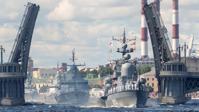 DM: в День ВМФ Путин пообещал оснастить флот гиперзвуковыми ракетами