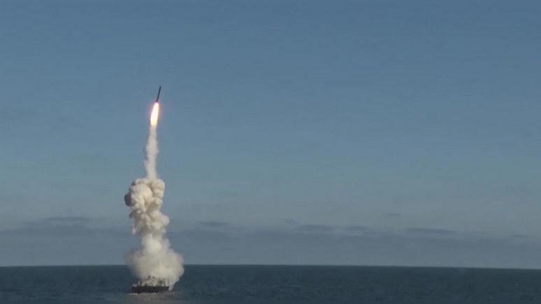 National Interest: момент славы — Москва успешно испытала свою гиперзвуковую ракету