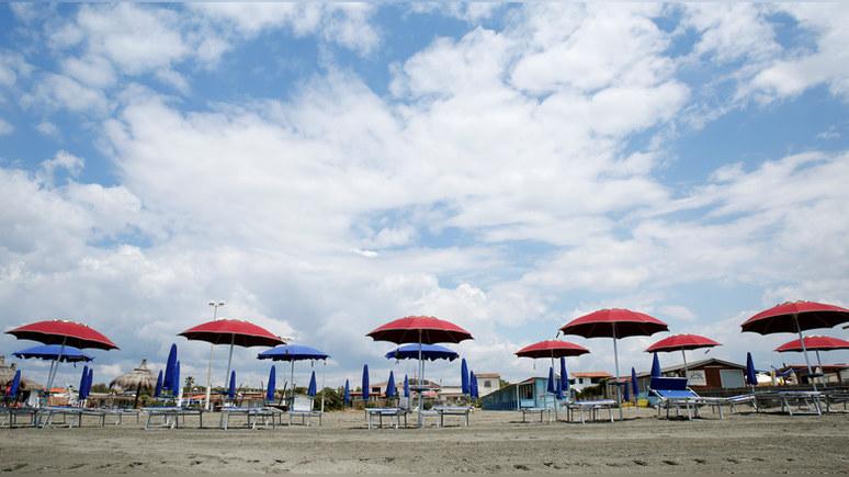 Telegraph: пустые пляжи и рестораны — COVID-19 нанёс тяжёлый удар по европейскому туризму