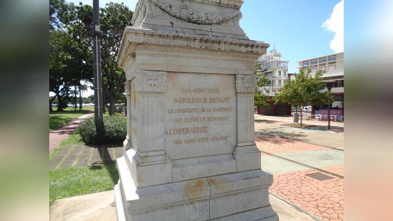 «Провинилась происхождением» — историк объяснил, чем памятник Жозефине на Мартинике не угодил активистам