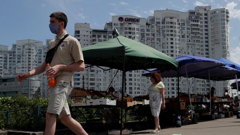 СТРАНА: с карты Киева исчезла Российская улица