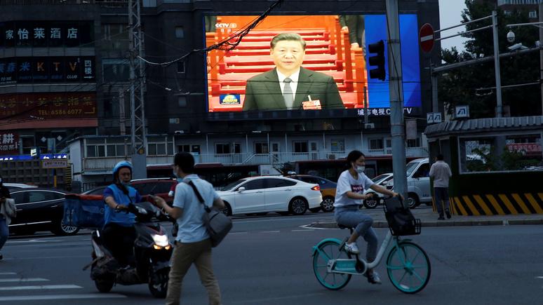 Le Figaro: «колосс на глиняных ногах» — могущество Китая покоится на слабостях Европы