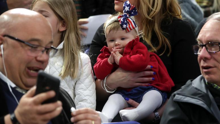 Bloomberg: самоизоляция не помогла — американцы не хотят заводить детей в кризис