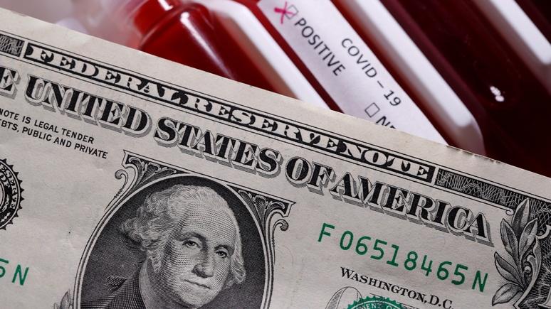 Welt: рекордное падение — экономика США рухнула почти на 33%