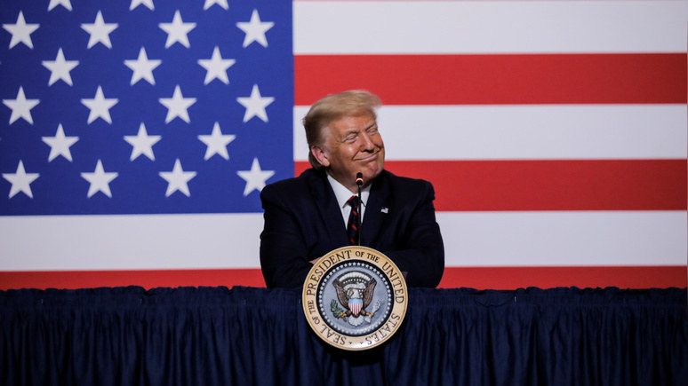 Hill: Трамп разъяснил, почему возник вопрос о переносе президентских выборов