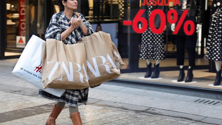 Le Figaro: Франция столкнулась с «историческим» падением ВВП из-за пандемии