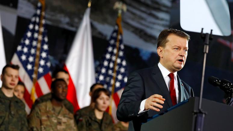 Минобороны Польши: всё идёт по плану — число американских солдат в Польше будет только расти