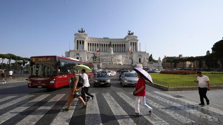 Welt: пандемия отбросила экономику Италии в прошлый век
