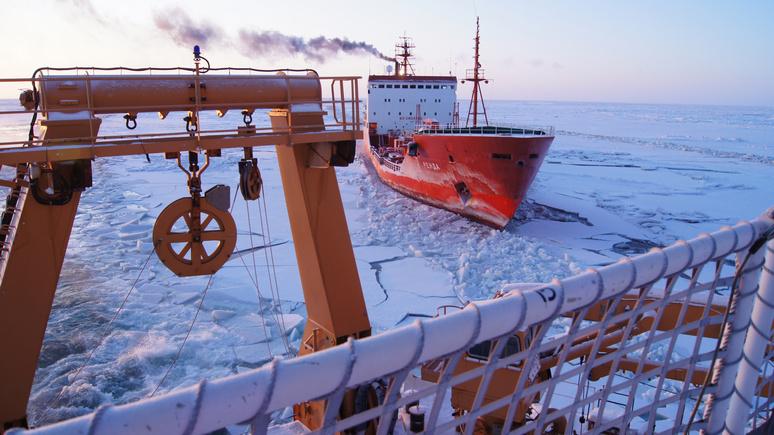 Fox News: США укрепят своё присутствие в Арктике на фоне «российской и китайской угроз»