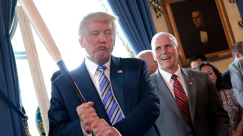 Salon: отчаянно цепляясь за власть, Трамп ведёт себя как «семейный насильник»
