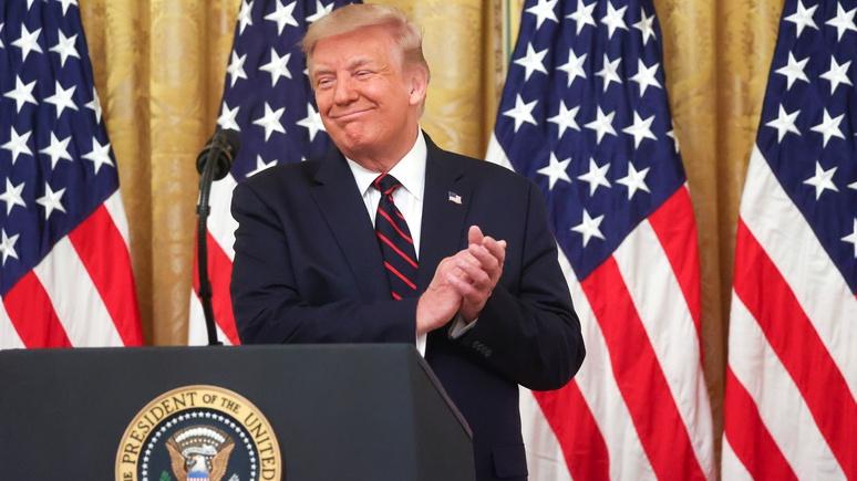 Обозреватель The Washington Post рассказал, каких сюрпризов можно ждать от «беспринципного» Трампа в преддверии выборов