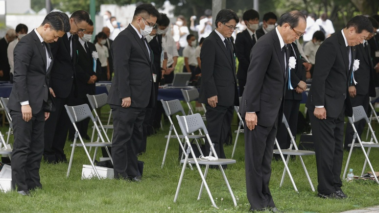 Das Erste: жители Хиросимы боятся, что мир забудет о чудовищной трагедии