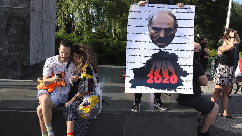 Лукашенко заявил, что не допустит «майдана» в центре Минска