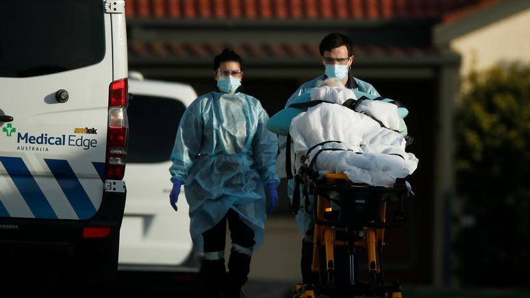 Guardian: не всякая маска поможет — в Австралии проводят ревизию неправильных средств защиты