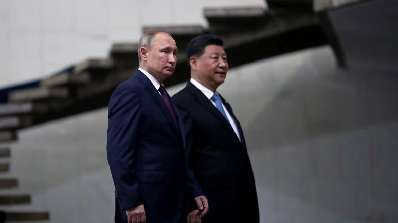 Эксперт Global Times: США активизировали попытки разобщить Китай и Россию