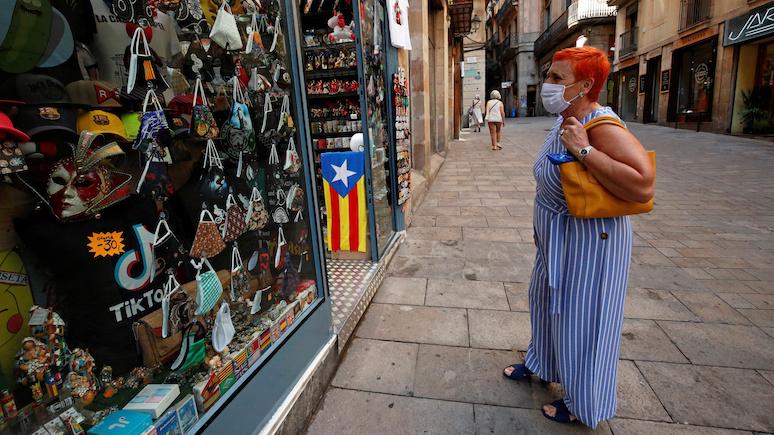ABC: Испания вышла в лидеры по числу заболеваний коронавирусом в Европе