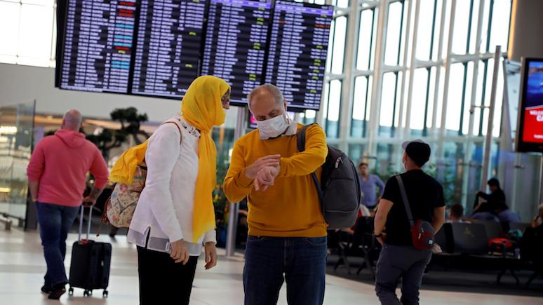 ABC: в условиях ограниченного выбора Россия расширяет авиасообщение с Турцией