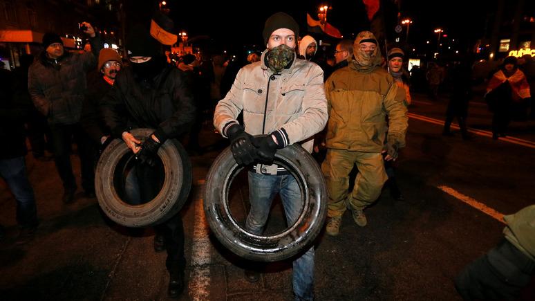 Украинский депутат: власти никак не реагируют на заявление о подготовке госпереворота