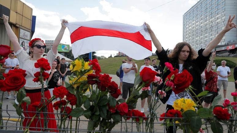 Guardian: помочь белорусской оппозиции — моральная обязанность Запада