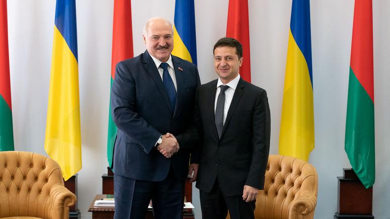 СТРАНА: Лукашенко не стоит ждать поздравлений от Зеленского