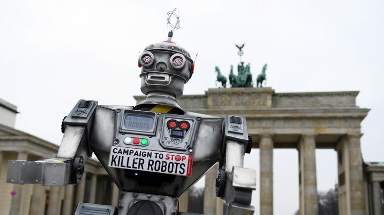 Independent: эксперты Human Rights Watch призвали защитить человечество от роботов-убийц