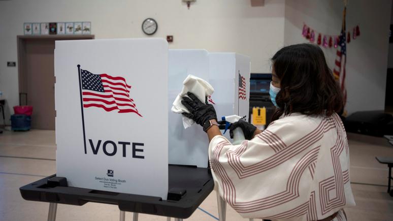 Forbes: более половины американцев не верят в честные выборы в США