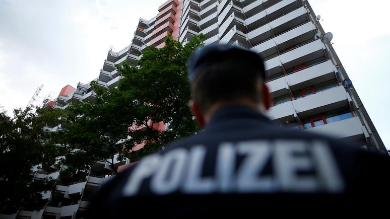 Frankfurter Allgemeine: немецкая полиция устроила облаву на отмывателей российских денег