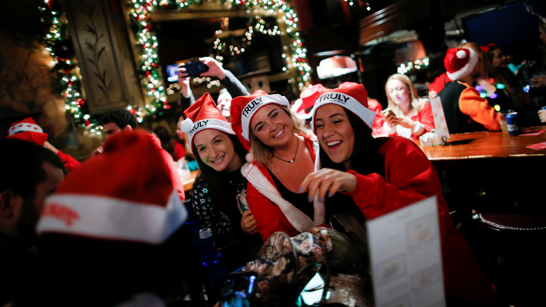 По ком звонит Jingle Bells — Week о перспективе Рождества в эпоху коронавируса