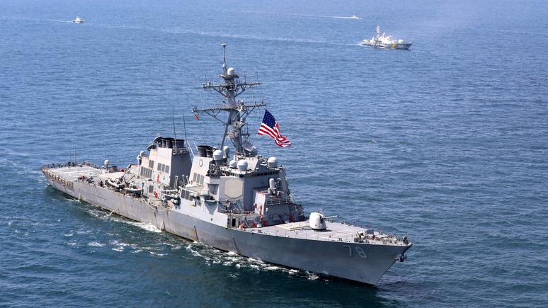 Business Insider: «новый очаг напряжённости» — США и НАТО укрепляются на Чёрном море
