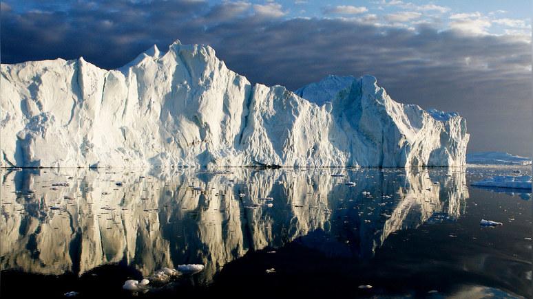 CNN: «растаяли до точки невозврата» — американские учёные поставили диагноз льдам Гренландии