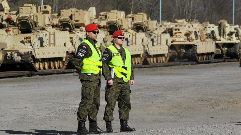 Das Erste: США увеличат своё военное присутствие в Польше