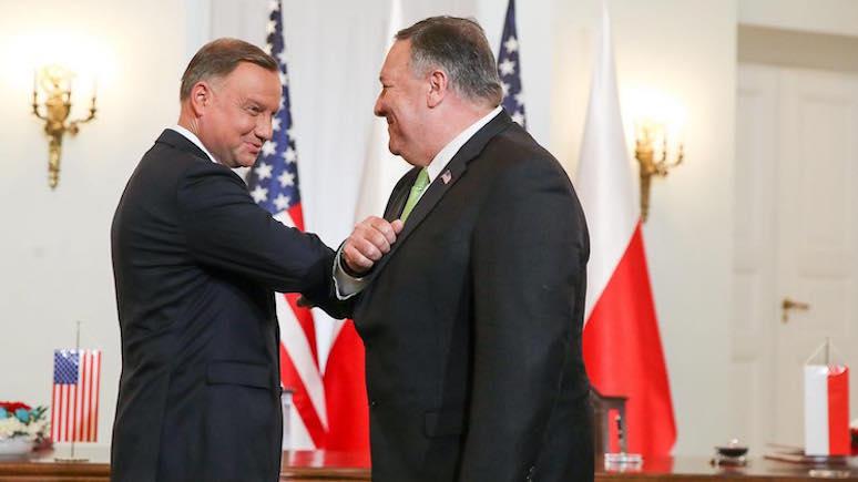 Особо значимо — Radio Maryja о роли сотрудничества Польши и США для укрепления сдерживающего потенциала НАТО