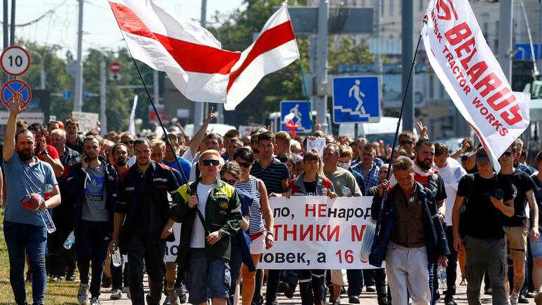 Modern Diplomacy: «протомайдан» в Белоруссии способен спровоцировать войну России и Запада