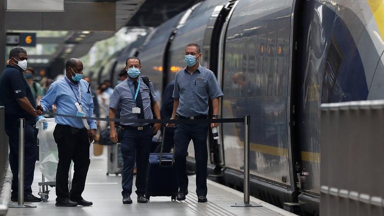 Le Soir: французам придётся носить маски на работе