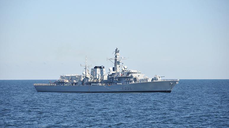 DT: британский флот поможет Украине защититься от «большого бурого медведя»