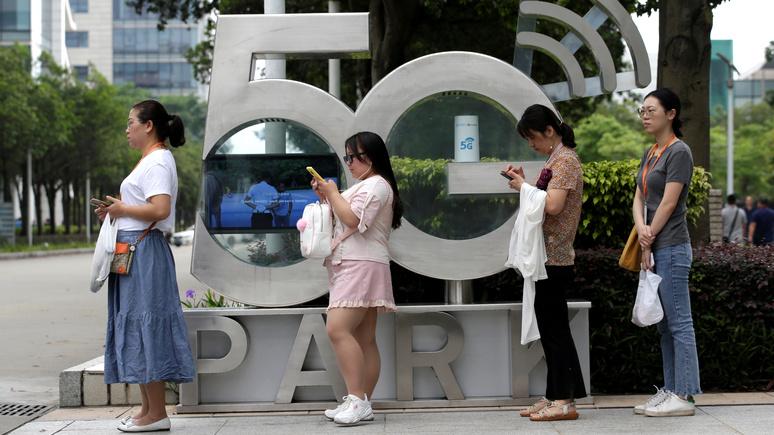 SCMP: «китайская Кремниевая долина» первой в мире обзавелась автономной сетью 5G c «полным покрытием»