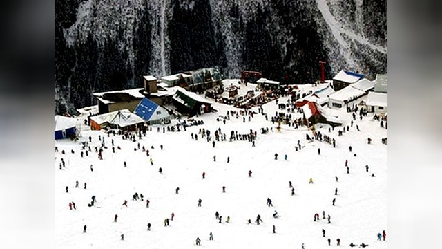 Туризм на Кавказе против терроризма