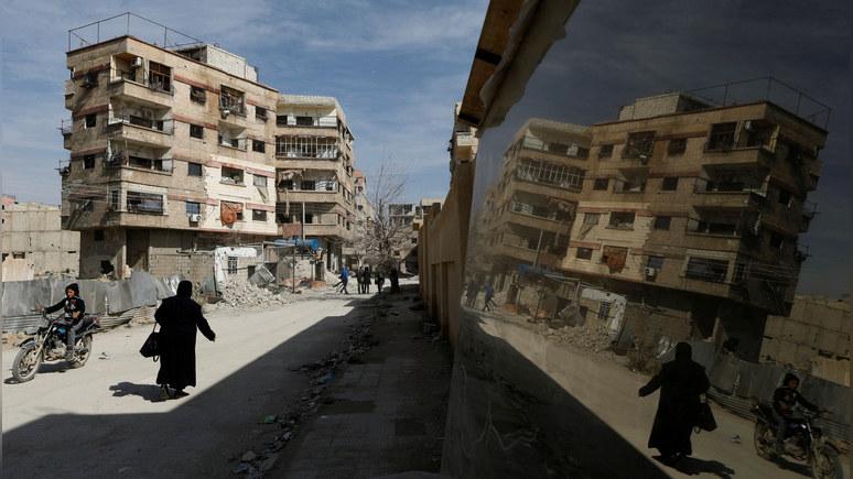 Independent: «почти забытая» сирийская война продолжает обостряться