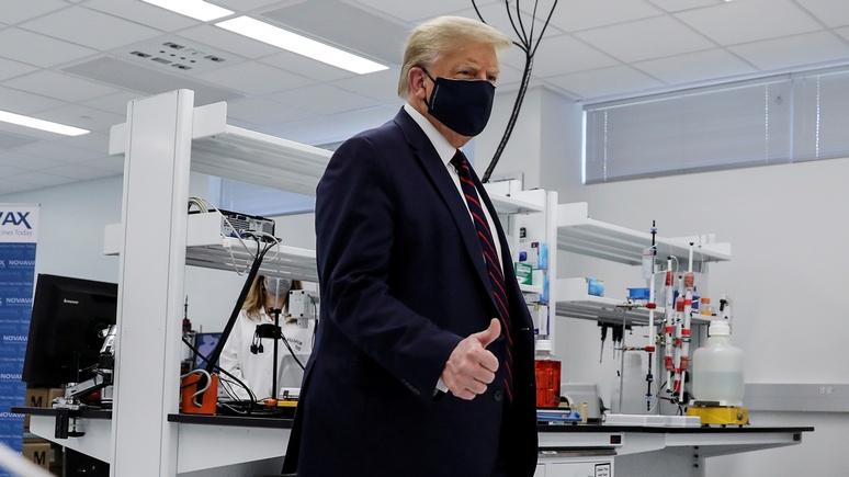 Немецкий журналист: советники Трампа похожи на экспертов по коррупции и мошенничеству