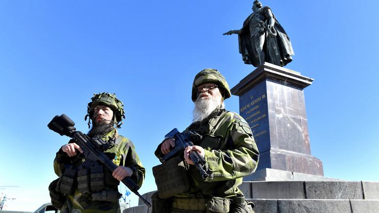 SVT: «сигнал России» — Швеция повышает свою боеготовность на Балтике