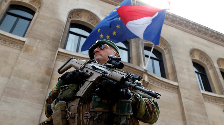 Die Welt: для борьбы с внешними и внутренними врагами Европе нужна единая армия