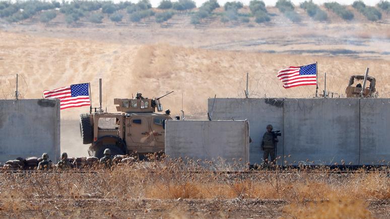 Al Monitor: «протараненные» российским БТР американцы отступили, «чтобы не допустить обострения»