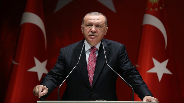 Эрдоган: свои права в Эгейском, Чёрном и Средиземном морях Турция будет отстаивать всеми средствами